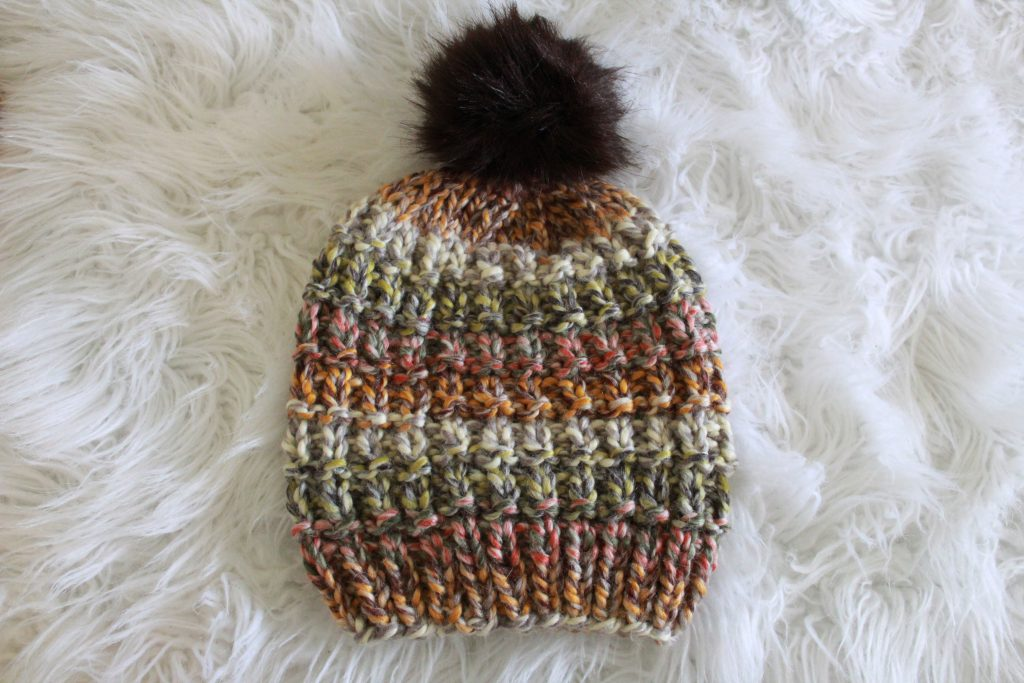 The Hurdle Stitch Hat Northern Moose